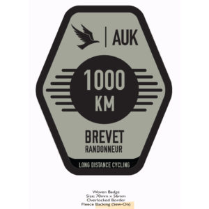 2016 Distance Badges