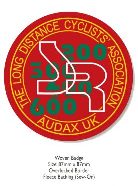 Older Design Randonneur Badges and medals