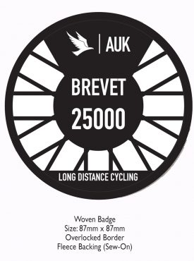 2017 Brevet Badges and Medals