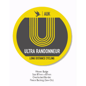 2017 Randonneur Badges