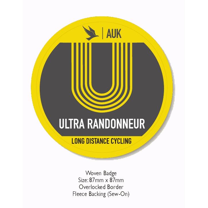 2017 Randonneur Badges