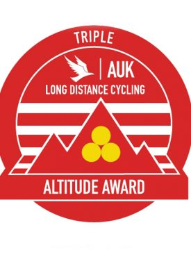 Audax Altitude Awards (AAA) & Grimpeur Medals